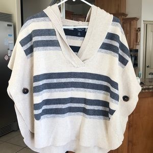 American Eagle Outfitters, XS, Poncho